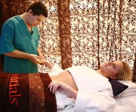 Acupunctura: ac de cojocul obezitatii