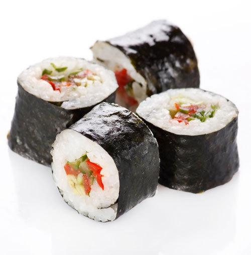sushi vă ajută să pierdeți în greutate