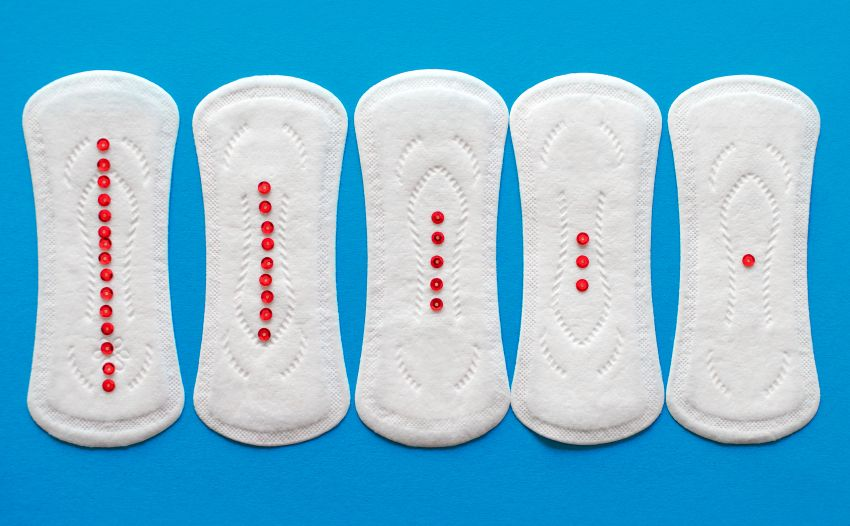 pierde greutatea în timp ce menstruația)