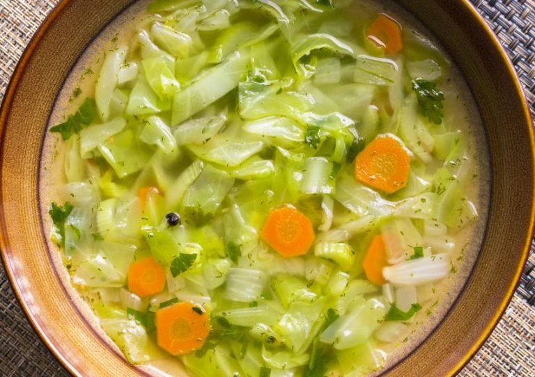 Dieta cu supă de varză - scapă de kilogramele nedorite în 7 zile!