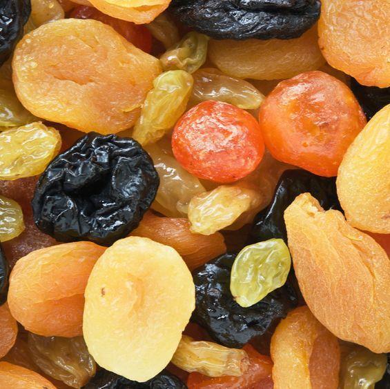 fructe uscate pentru slabit)