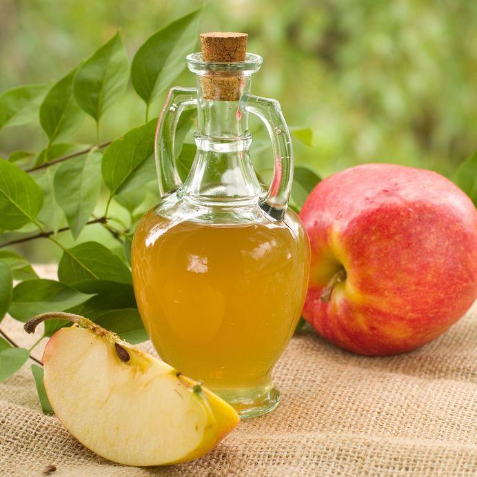 Oțet de cidru de mere pentru varice - simplu și sănătos