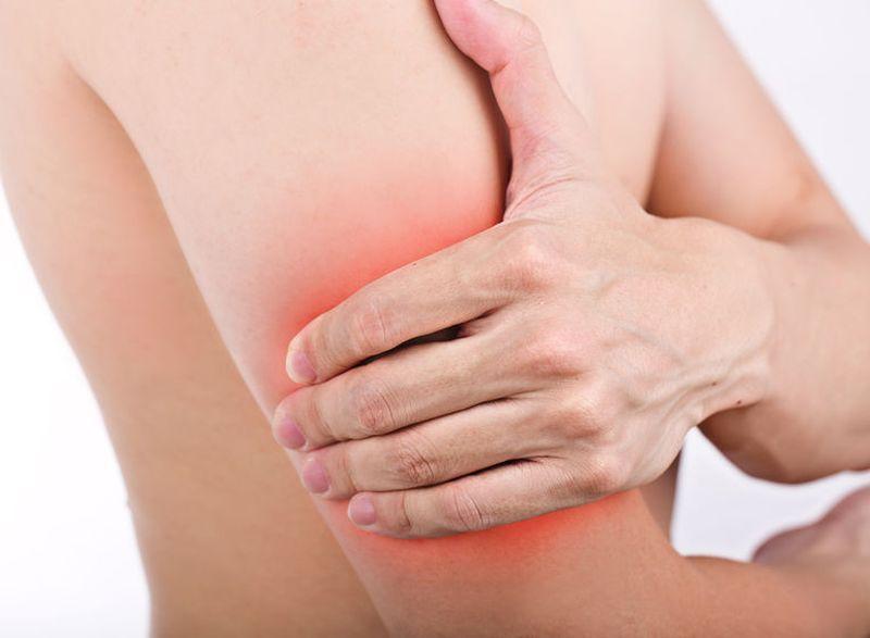 bursită în articulația genunchiului cauze și tratament)