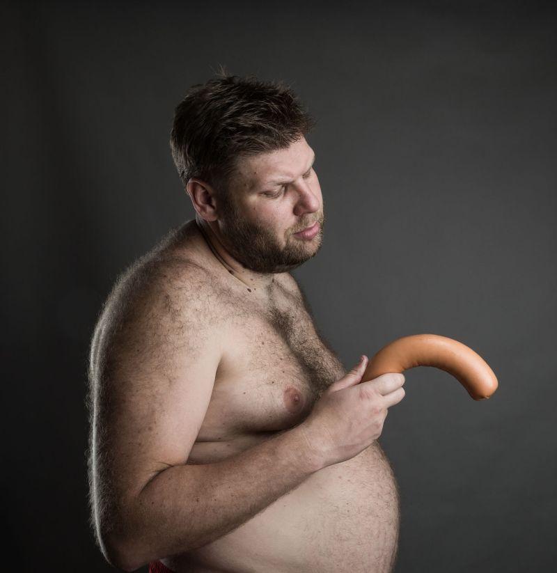 penis slab în timpul erecției
