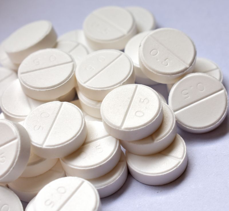 paracetamolul pierde în greutate