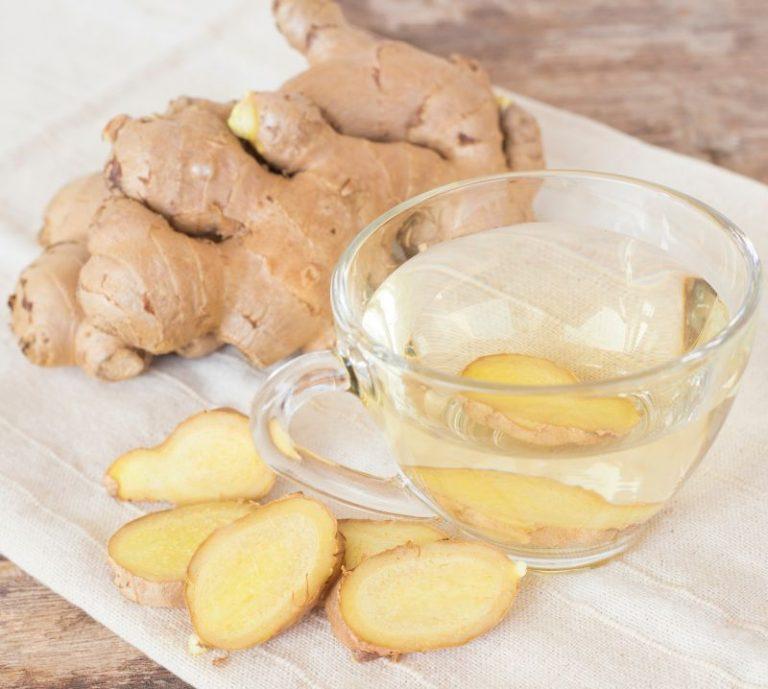 Ceai de ghimbir – proprietăţi digestive şi antistres dovedite!