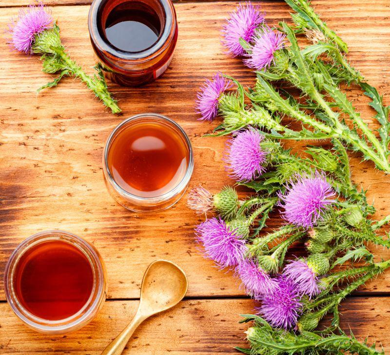 amestec de ceaiuri pentru ficat gel de papilom