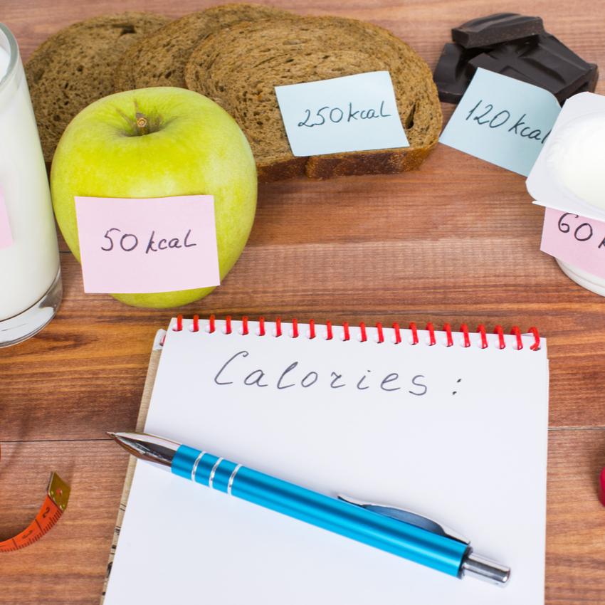 slabeste numarand caloriile)