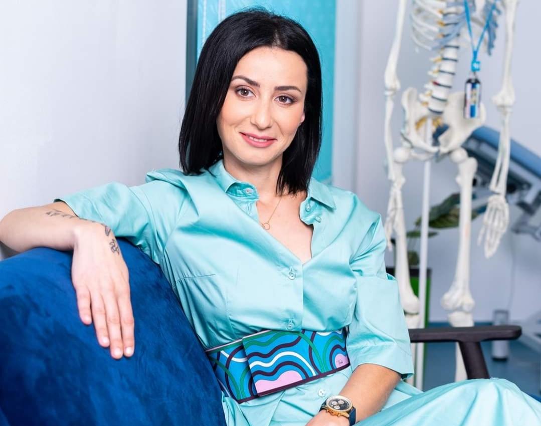Ioana Berza, kinetoterapeut: Durerile de spate, cele mai frecvente în zilele noastre